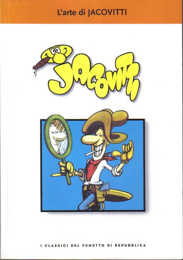 I Classici del Fumetto de La Repubblica #38: L'Arte di Jacovitti