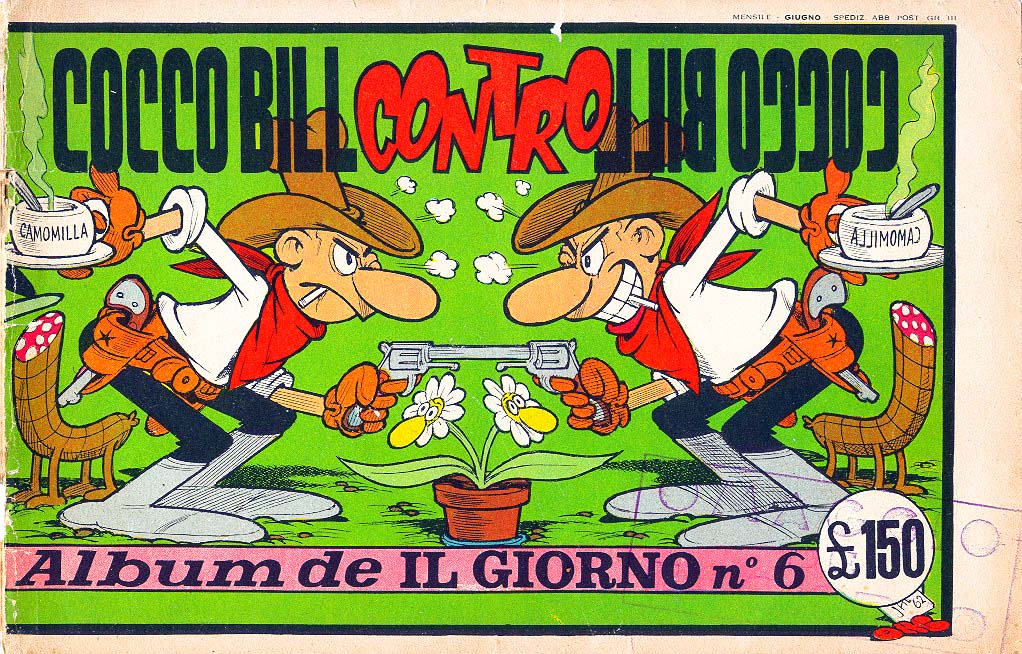 Cocco Bill #6