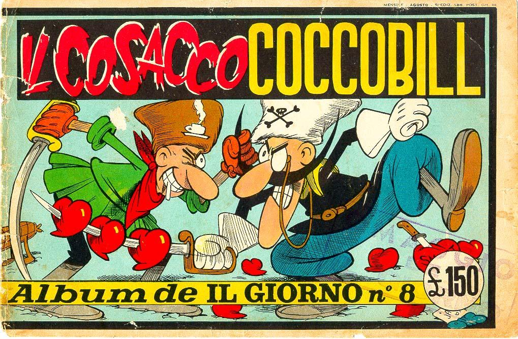 Cocco Bill #8