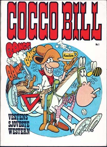 Cocco Bill [DK] #1/1979
