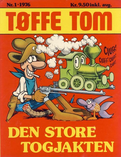Tøffe Tom #1/1976