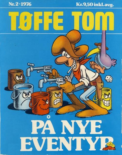 Tøffe Tom #2/1976