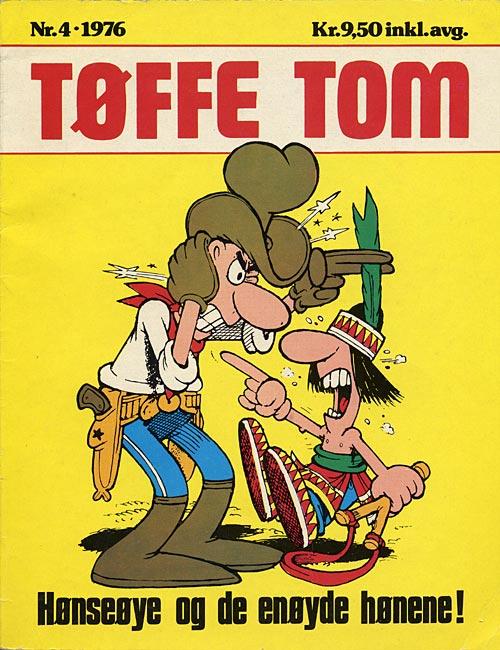 Tøffe Tom #4/1976