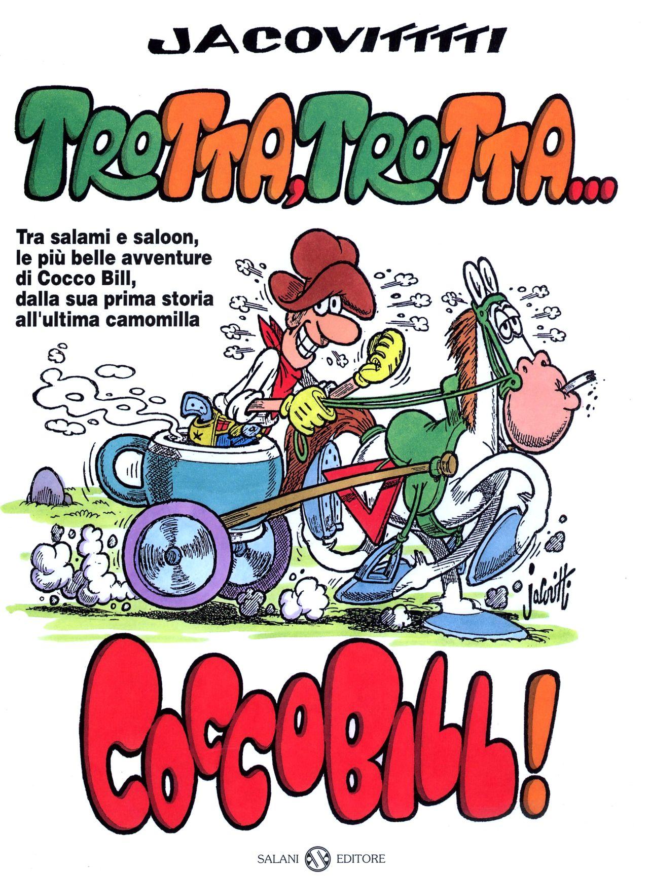 Trotta, Trotta... Cocco Bill! (1998)