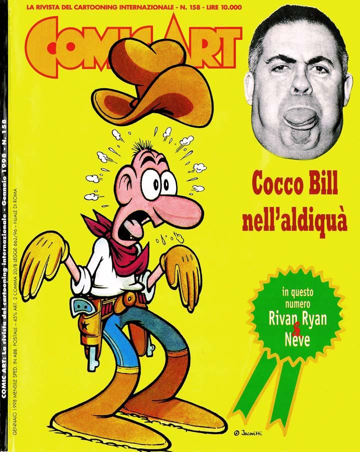 Comic Art #158 (1998)