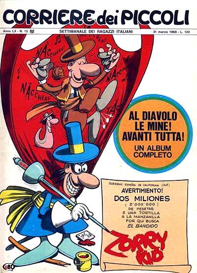 Corriere dei Piccoli #13 (1968)