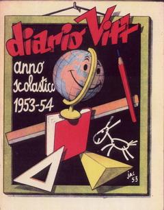 Diario Vitt (1953/54)