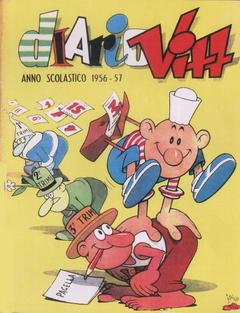 Diario Vitt (1956/57)