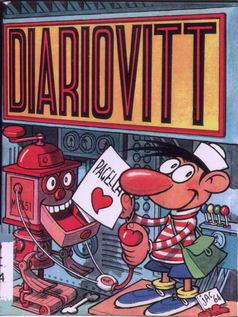 Diario Vitt (1964/65)