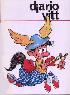 Diario Vitt (1965/66)