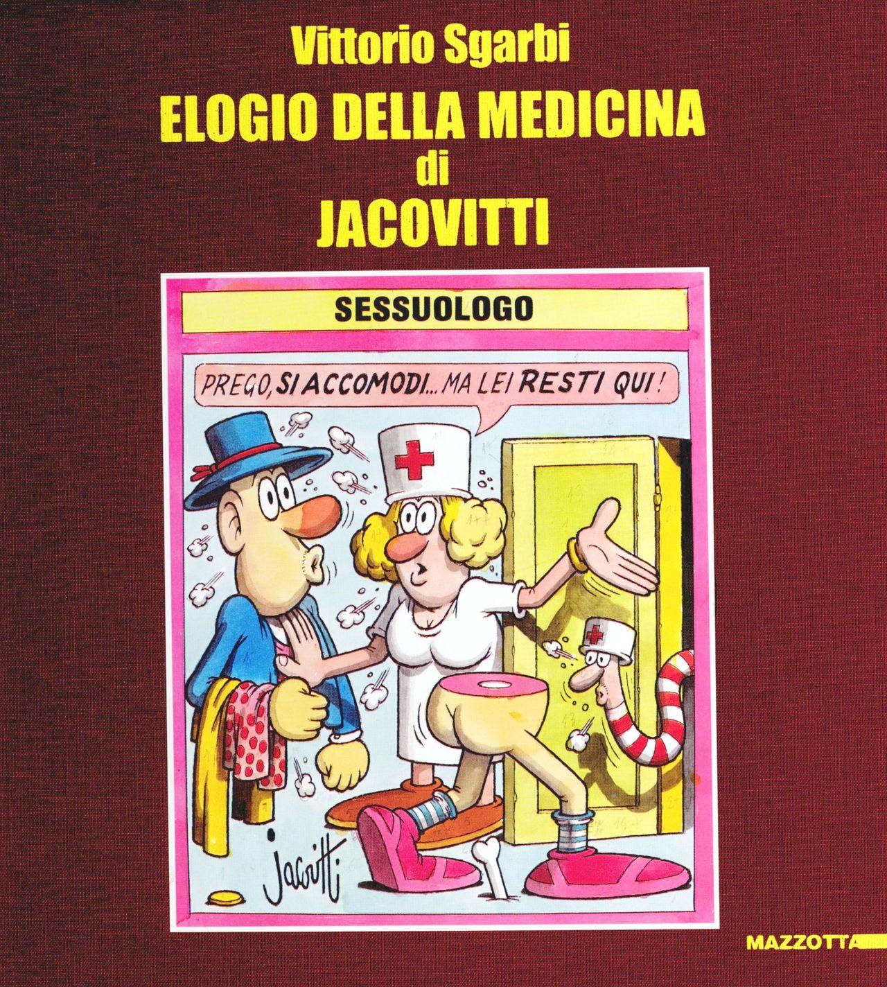Elogio della medicina di Jacovitti