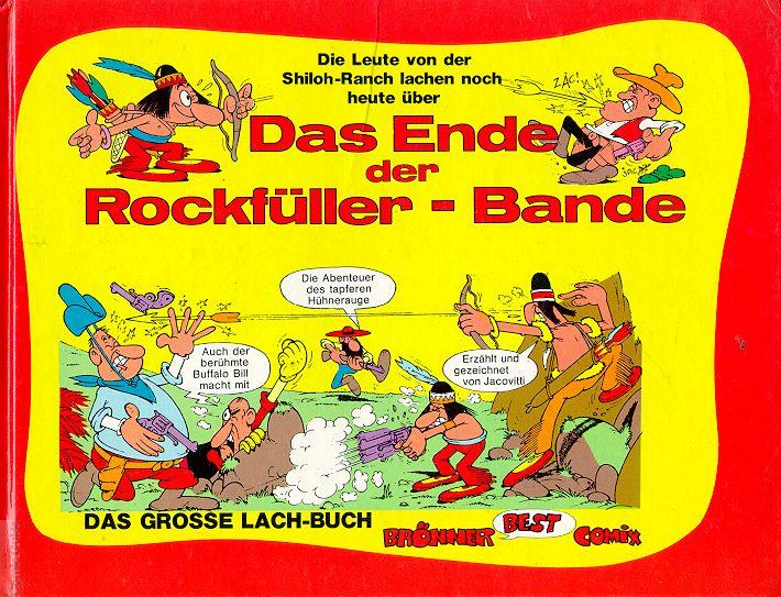 Das Ende der Rockfüller-Bande (1972)