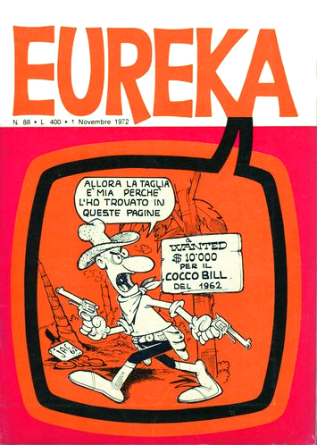 Eureka #88/1972 (Cocco Bill #9)