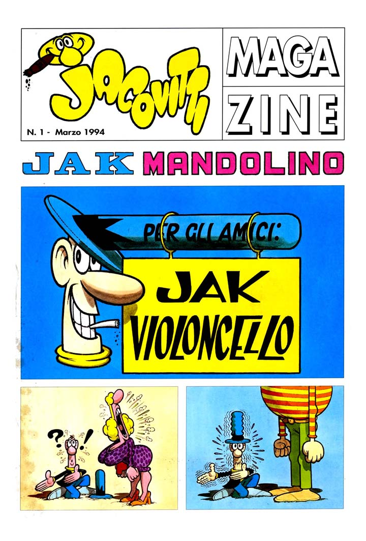 Jacovitti Magazine #1 (1994)