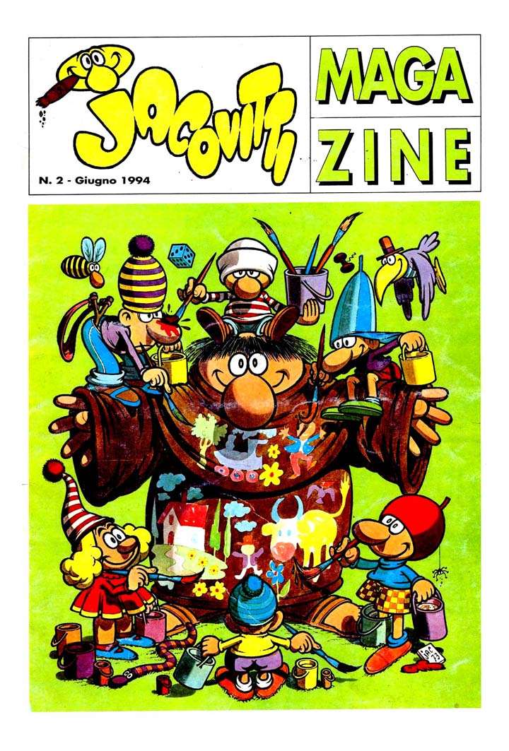 Jacovitti Magazine #2 (1994)
