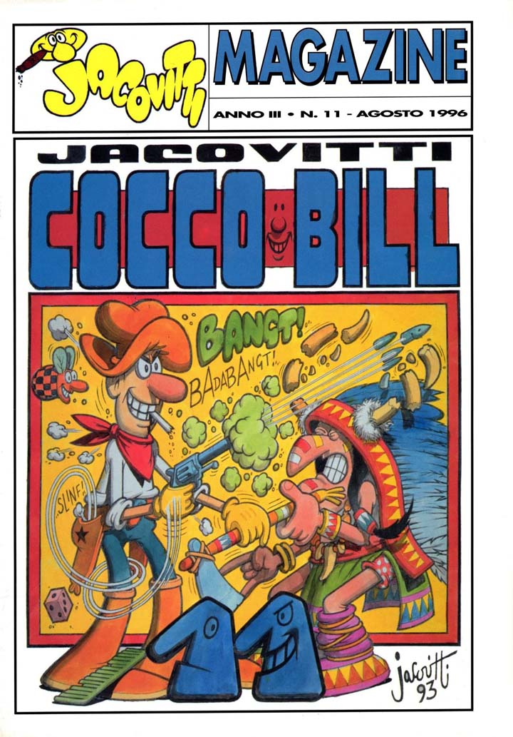Jacovitti Magazine #11 (1996)
