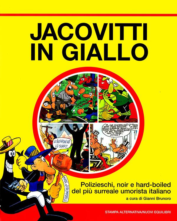 Jacovitti in Giallo