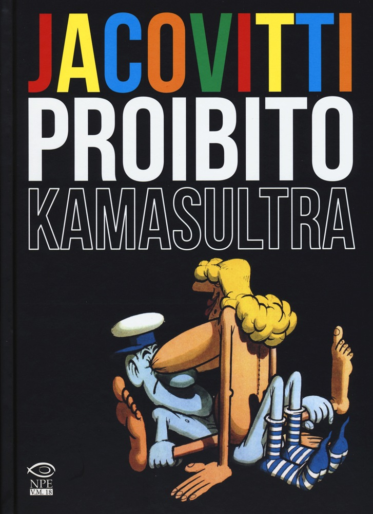 Jacovitti Proibito Kamasultra