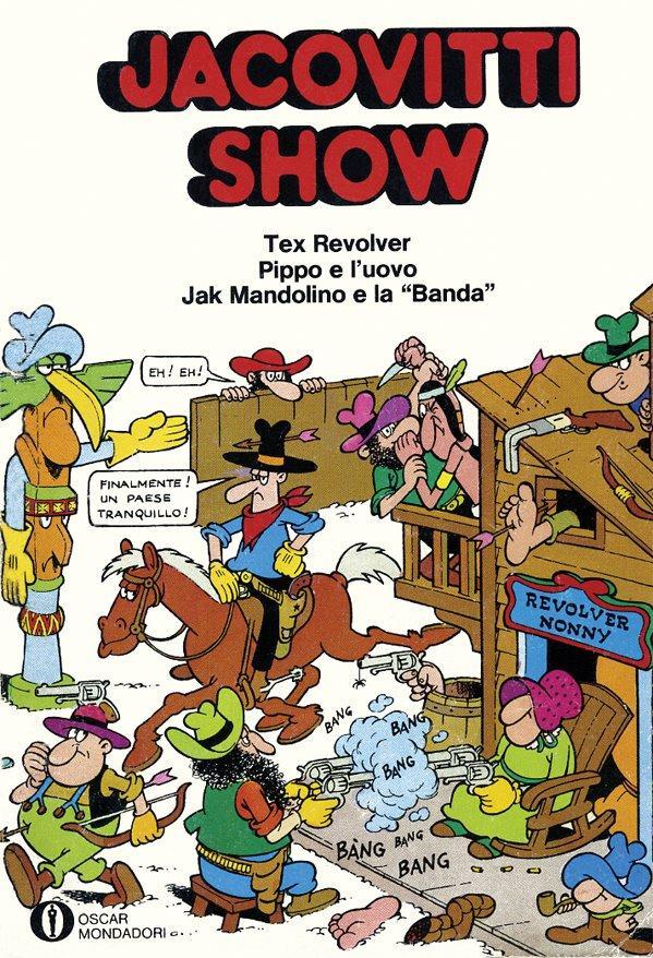 Jacovitti Show #1