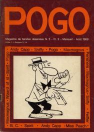 Pogo #5 (Aug. 1969)
