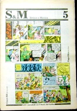 Strisce e musica #5/1981 (Cocco Bill #44)