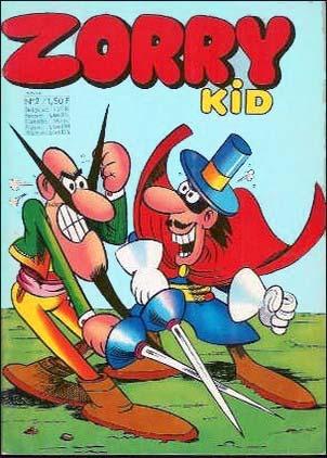 Zorry Kid [FRA] #2 (1970)