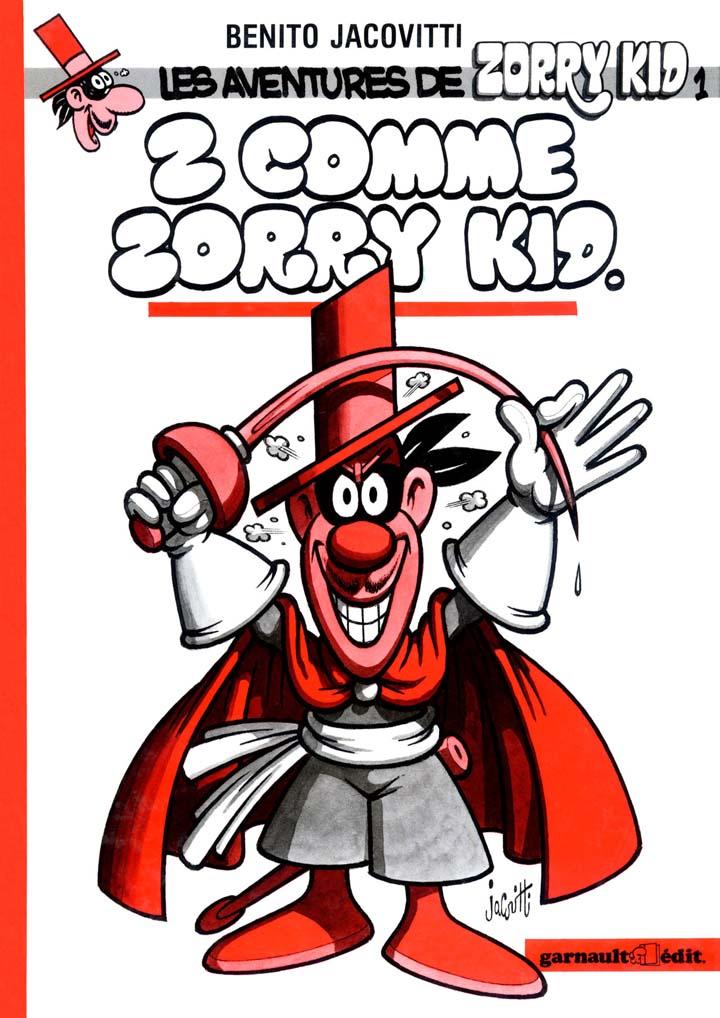Les aventures de Zorry Kid [FRA] #1 (1982)
