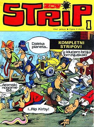 Zov Strip #1 (1974)
