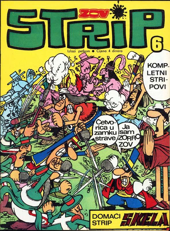 Zov Strip #6 (1974)