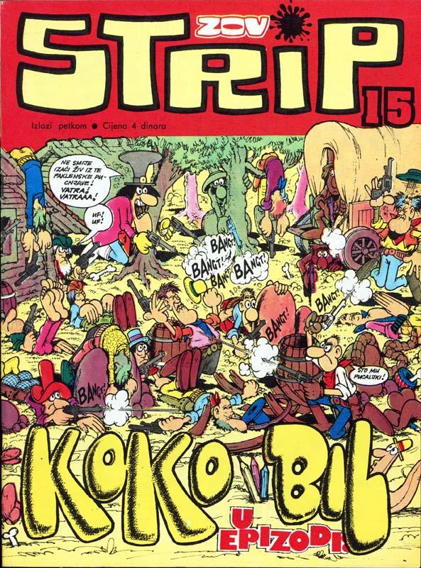 Zov Strip #15 (1974)