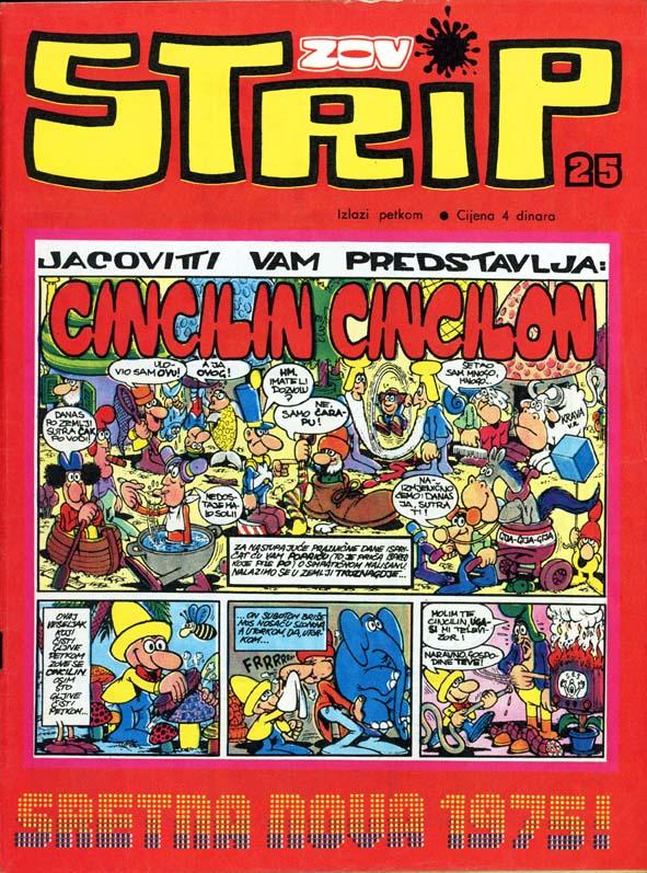 Zov Strip #25 (1974)