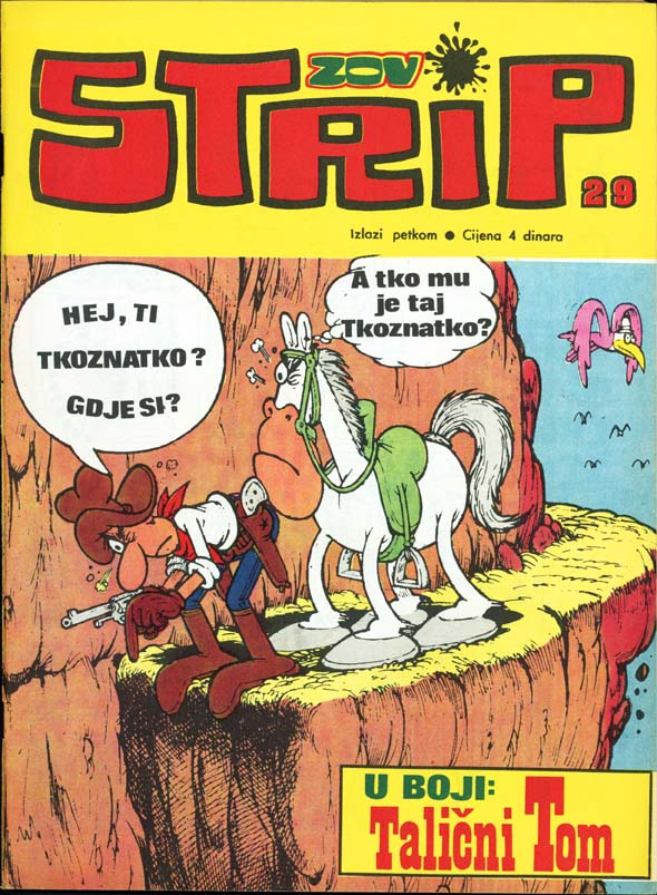 Zov Strip #29 (1975)