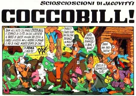 Cocco Bill #34. Giorno dei Ragazzi #23/76