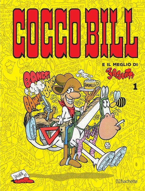 Cocco Bill [Hachette] #1 (2018)