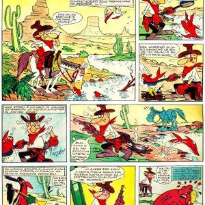 """Cocco Bill #02: """"Cocco Bill e gli Apaciones"""""""