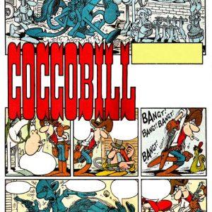 """Cocco Bill #32: """"Cocco Bill a Bob City"""""""
