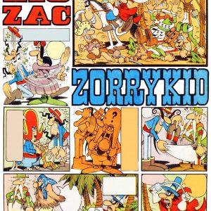 """Zorry Kid #10: """"Zorry Kid zic zac"""""""