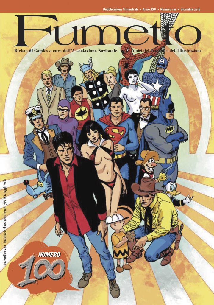 Fumetto #100