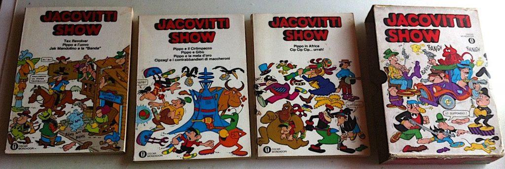 Jacovitti Show #1, #2, #3 (1977)