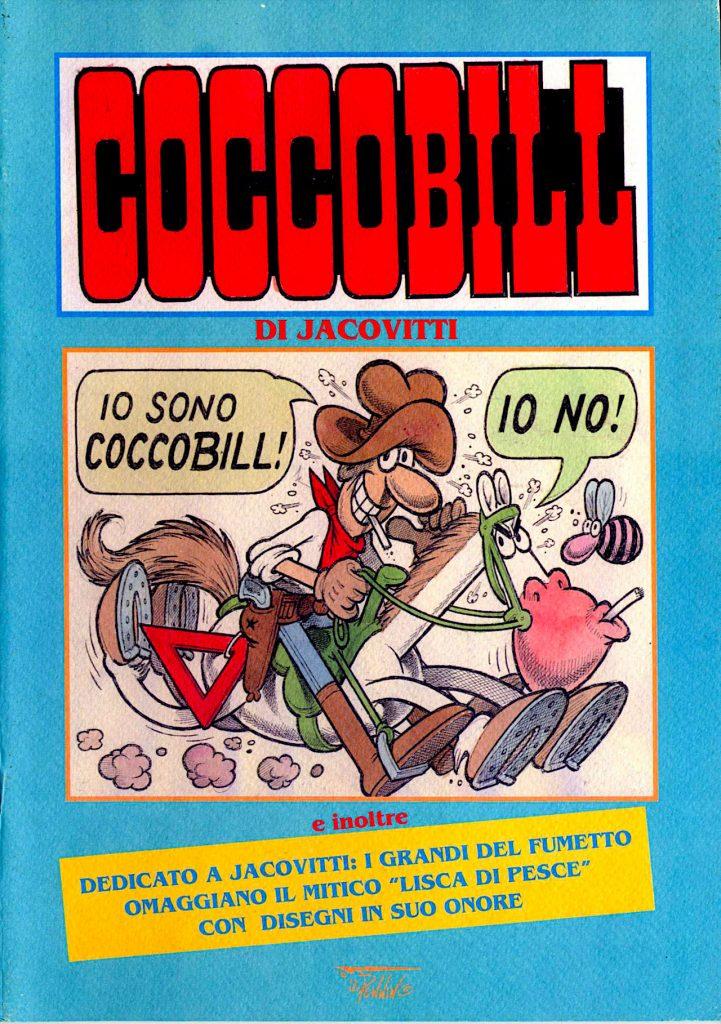 Il Cocco Bill di Jacovitti (1998)